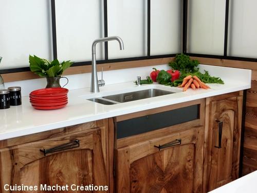 plan de travail en composite cheap cuisine plan de travail en composite with plan de travail en. Black Bedroom Furniture Sets. Home Design Ideas